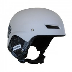 Kask Lid Matte Gray Demon...